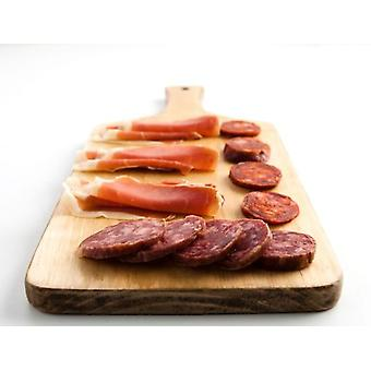 Mälli taulukon Corte Presentacion Curados (keittiö, Ruoanlaittovälineet, leikkaus, leikkuulaudat)