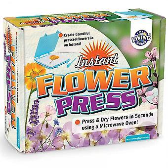 My Living World Instant Flower Press Kit