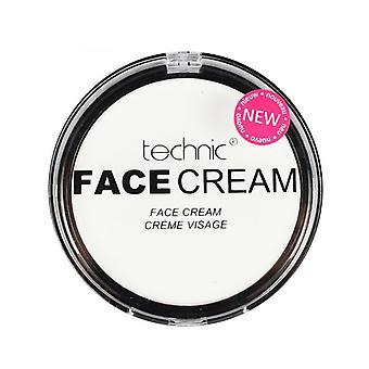 Technic Face Paint Cream - White