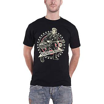 Brian Setzer T Shirt Genuine Rockabilly new Official Mens Black