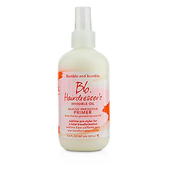 Bb. Hairdresser's Invisible Oil Heat/uv Protective Primer (for Dry To Very Dry Hair) - 250ml/8.5oz