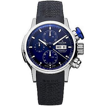 Edox miesten katsella 01116 3PBU BUIN Automaattinen, chronographs