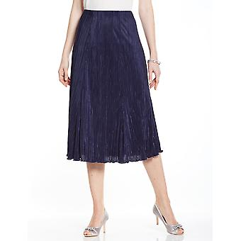 Amber Ladies Plisse Skirt Length 25 Inch