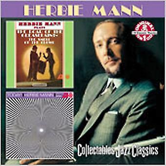 Herbie Mann - Roar of the Greasepaint/Today [CD] USA import