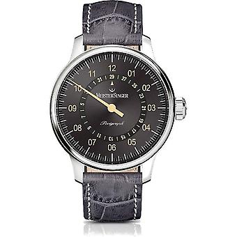 MeisterSinger Men's Watch AM1007OR_SG06W Automatic