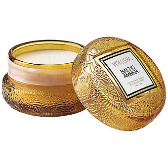 Voluspa Macaron Candle Baltic Amber 51g