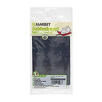 Marbet MB120.197 | Travaux de réparation tissu de coton | Fer-sur | 40 x 15cm | Jeans