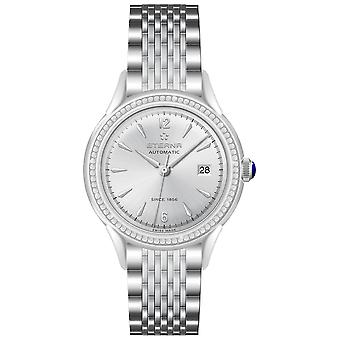 Eternal Lady Analog Women's Automatic Watch with Stainless Steel Bracelet 2956.50.13.1742