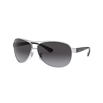 Ray-Ban RB3386 003/8G Silver /Grey Gradient Sunglasses