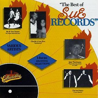 Best of Sue Records - Best of Sue Records [CD] USA import