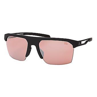 Adidas Strivr LST lätta sport solglasögon-svart matt-LST