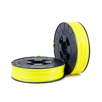 ABS 2,85mm  yellow fluor 0,75kg - 3D Filament Supplies