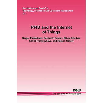 Rfid and the Internet of Things Technology Applications and Security Challenges by Evdokimov & Sergei