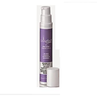 Huid effect met Hydra matrix anti-aging gezichts-en oogserum