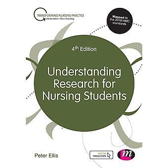 Verstehen der Forschung für Pflegestudenten von Peter Ellis