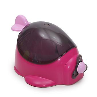 Cangaroo Potty Aircraft, non-slip, removable container, lid from 9 months