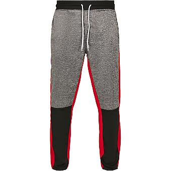 Southpole Men's Jogging Pants Color Block Marled