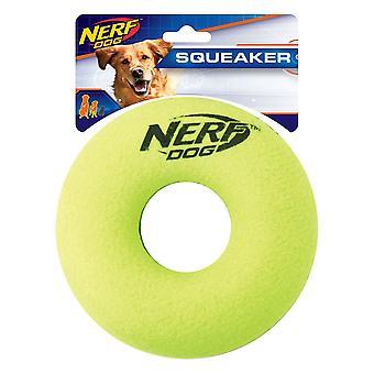 Nerf Dog Max Court Squeak Ring