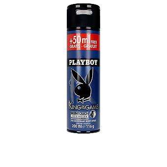Playboy King Of The Game Deo Spray 150 Ml For Men