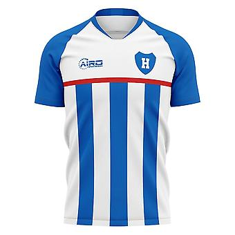 2020-2021 Hartlepool Home Concept Football Shirt - Little Boys