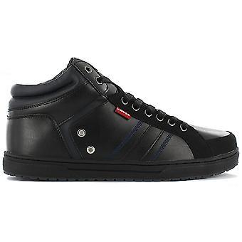 Levis Regular Black 227511-1794-59 Men's Shoes Black Sneakers Sports Shoes