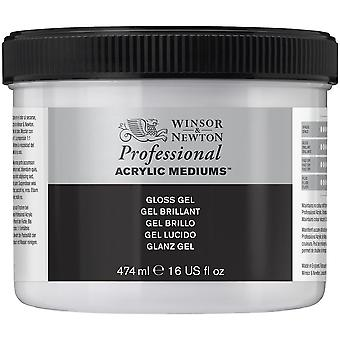 Winsor et Newton Professional Acrylic Gloss Gel 474ml