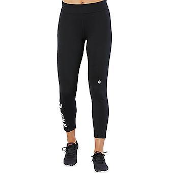 Asics Essential 7/8 Womens Ladies Running Fitness Training Tight Black