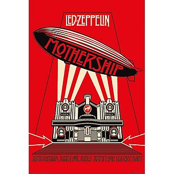 Led Zeppelin, Maxi Poster - Mothership