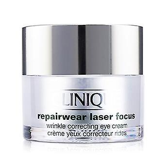 Clinique Repairwear Laser Focus Wrinkle Correcting Eye Cream  15ml/0.5oz