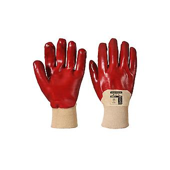 Portwest a401 pvc workwear safety venti gloves