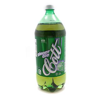 Cott Ginger Ale-( 2 Lt X 1 Bottle )