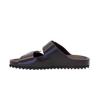 Officine Creative Agora002brw Men's Brown Leather Sandals