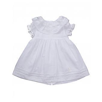 Patachou Spets Trim Pintuck detalj klänning