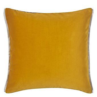Designers Guild Varese Plain Cushion In Am