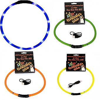 Animare Walking Mate lampeggiante LED Cane Band