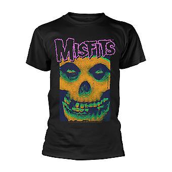 Den Misfits Skull Face Warhol Officielle Tee T-shirt Herre Unisex