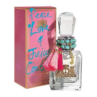 Juicy Couture Peace, Love & Juicy Couture Eau de Parfum Spray 50ml