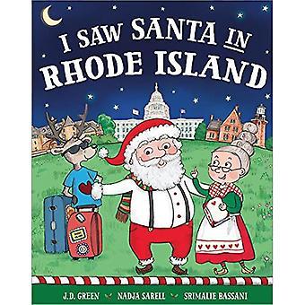 I Saw Santa in Rhode Island (I Saw Santa)