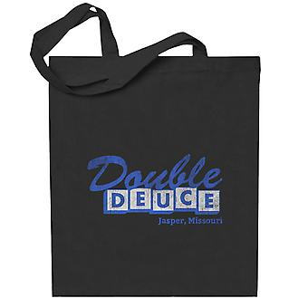 Roadhouse Double Deuce Jasper Missouri Totebag