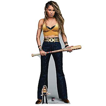 Black Canary Dinah Laurel Lance Birds of Prey Lifesize Cardboard Cutout / Standee