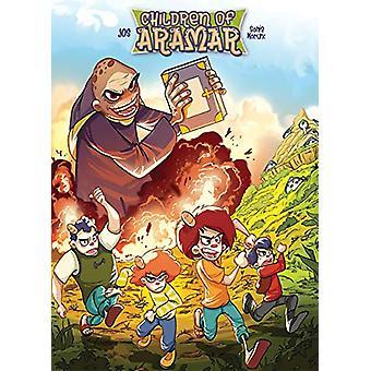 Children of Aramar by Sonia Moruno - 9781684055029 Book