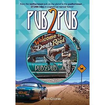 Pub2Pub door Ben Coombs - 9781787113602 Boek