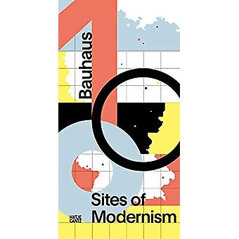 Bauhaus 100 - Sites of Modernism by Werner Durth - 9783775746144 Book