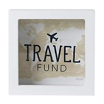 Splosh Gifts Travel Fund Savings Box