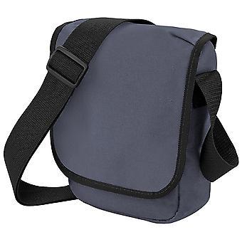 Bagbase Mini Adjustable Reporter / Messenger Bag (2 Litres)
