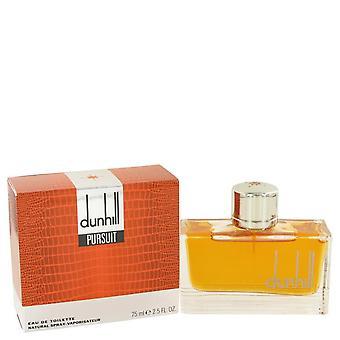 Dunhill Pursuit Eau De Toilette Spray przez Alfred Dunhill 2,5 uncji Eau De Parfum Spray