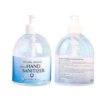 Allthemen Sterilized Wash-Free 70% Alcohol Hand Wash Gel Liquid Hand Soap