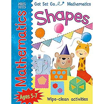 Get Set Go - Mathematics - Shapes by Rosie Neave - 9781786178152 Book