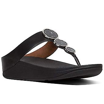 FitFlop Femmes-apos;s Chaussures Halo Open Toe Casual