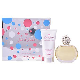 Sisley - Soir de Lune Gift Set 100 ml lotion pour le corps Soir de Lune 150 ml - Eau De Parfum - 100ml